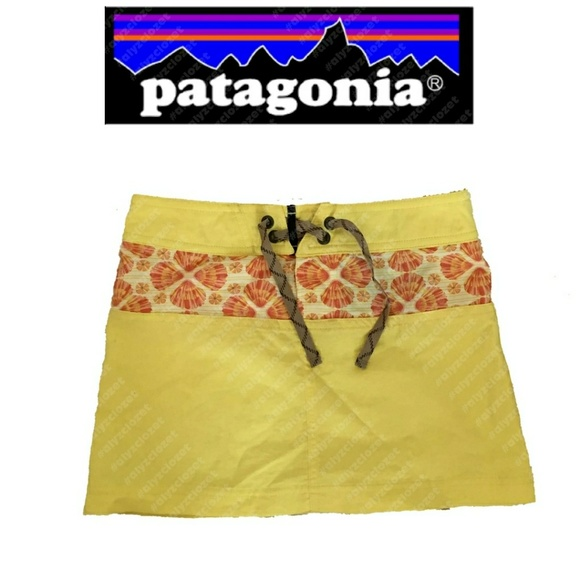 Patagonia Other - 🌟NWT🌟 Girls Patagonia board skirt, sz sm (8)